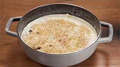 お鍋で作る簡単グラタン
