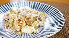 5)香ばしいパラパラ炒飯