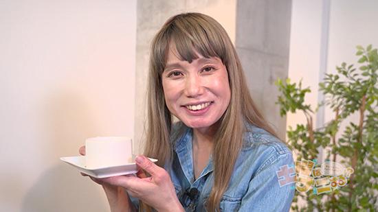 かき氷界の女王・原田麻子(アサコ)先生