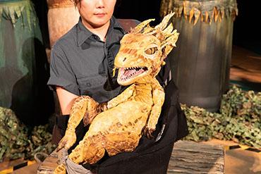 リアル恐竜ショー 恐竜パーク