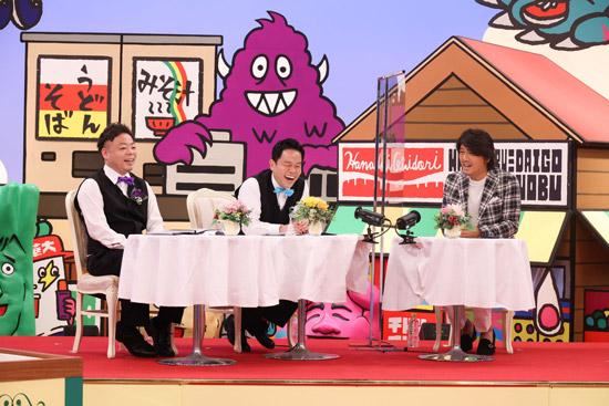 ユースケ、津田篤宏、高橋克典