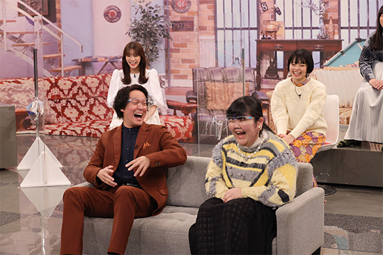関ジャニ∞、ぼる塾、貴島明日香