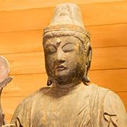 日光・月光菩薩立像