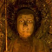 地蔵菩薩立像(黒地蔵尊)