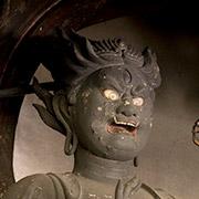 烏枢沙摩明王像
