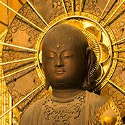 延命地蔵菩薩像