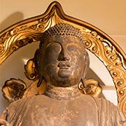 弥勒仏坐像
