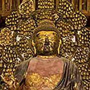 盧舎那仏坐像