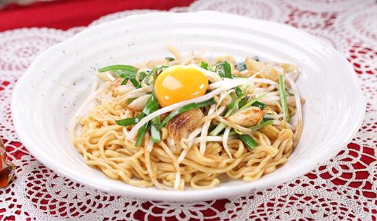 森本聡子さんオススメ袋麺
