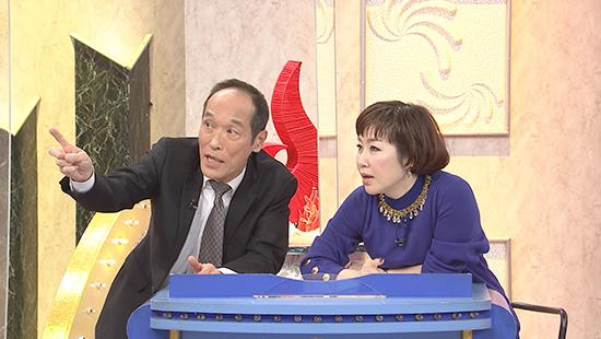 東国原英夫、金慶珠