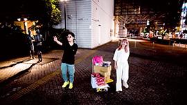 「ストリートミュージシャン恋歌GP」第2回優勝者 マエノミドリ