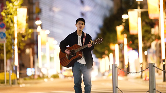 第4回 ストリートミュージシャン恋歌グランプリ