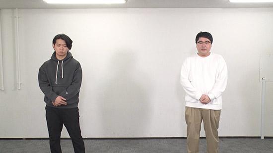 鰻和弘 橋本直(銀シャリ)