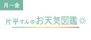 片平さんのお天気図鑑