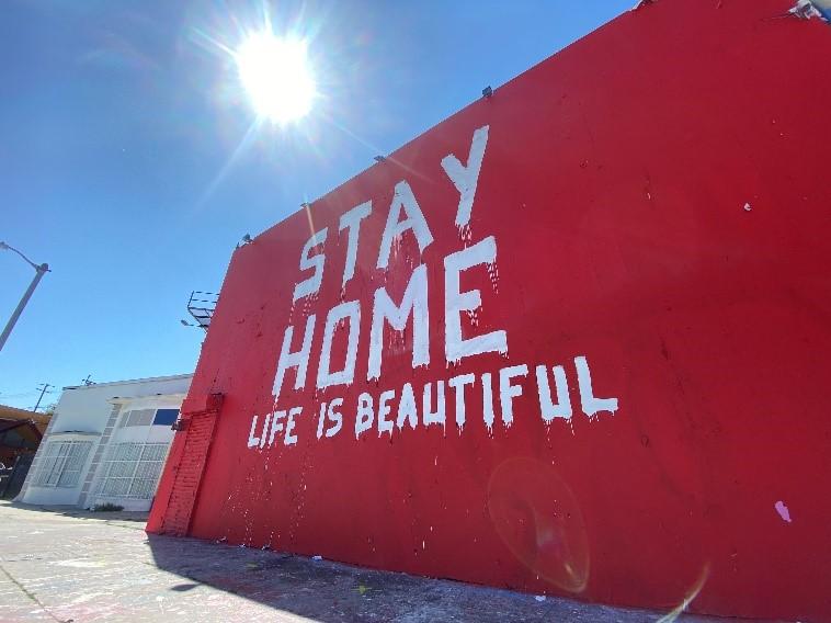 感染者「世界最多」全米で160万人超…「Stay-at-home」生活は3カ月目に突入【LA支局リポート】