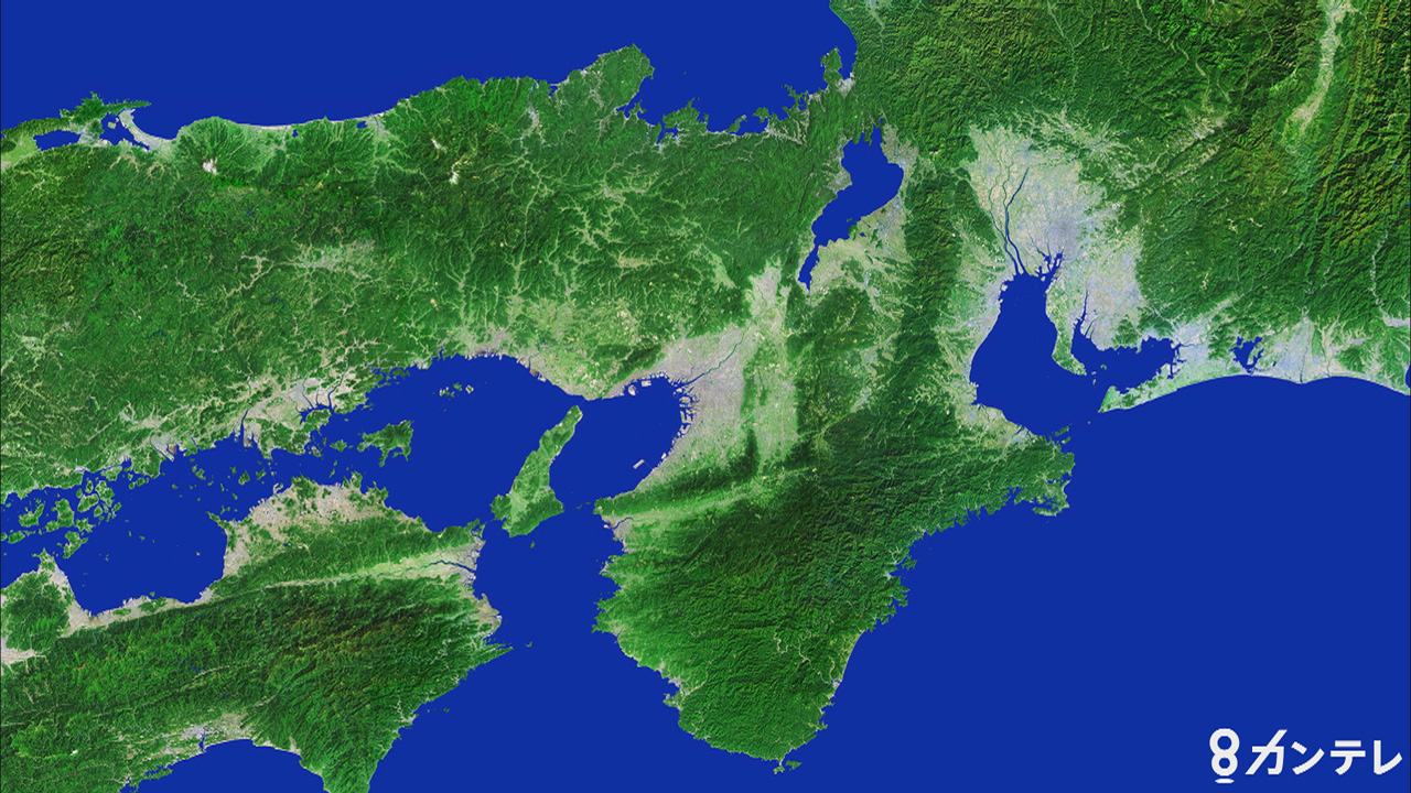 近畿各地で過去最多に 新型コロナ感染者数 大阪、兵庫、滋賀、和歌山各府県で