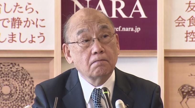 奈良県の荒井知事「療養病床数を上げた」 緊急事態宣言の要請について「大都市とは異なる」