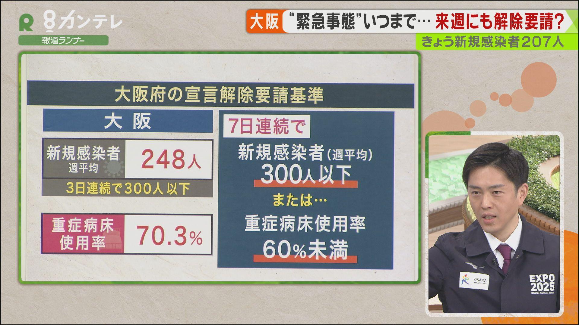 大阪 緊急 事態 宣言 解除 関西など6府県で解除...
