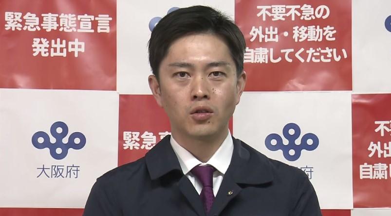 緊急事態宣言は「延長やむなし」と大阪府・吉村知事 2月1日に政府への申し入れ方針を正式に決定へ