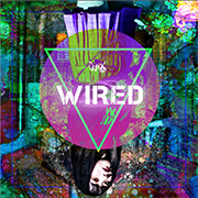 1st フルアルバム「WIRED」