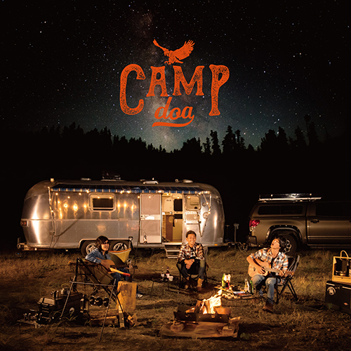 12th Album「CAMP」