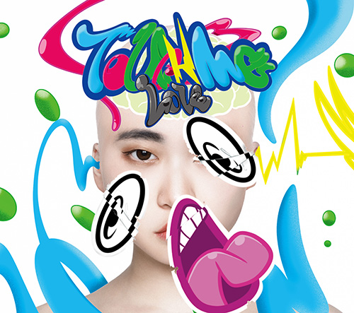 ♪2nd シングル「TOUCH ME/LOVE」