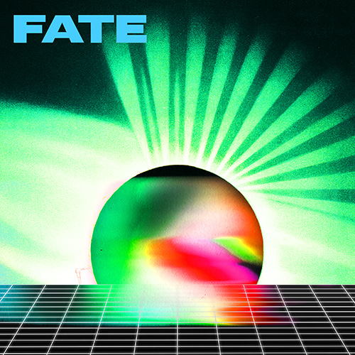 ♪4th アルバム「FATE」NOW ON SALE