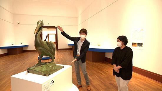 『フランソワ・ポンポン展~動物を愛した彫刻家~』