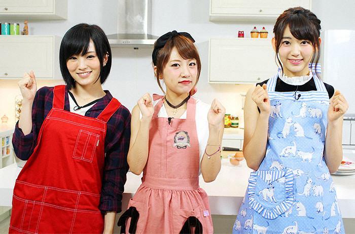 たかみな卒業企画第3弾!NMB48山本彩、HKT48宮脇咲良と料理