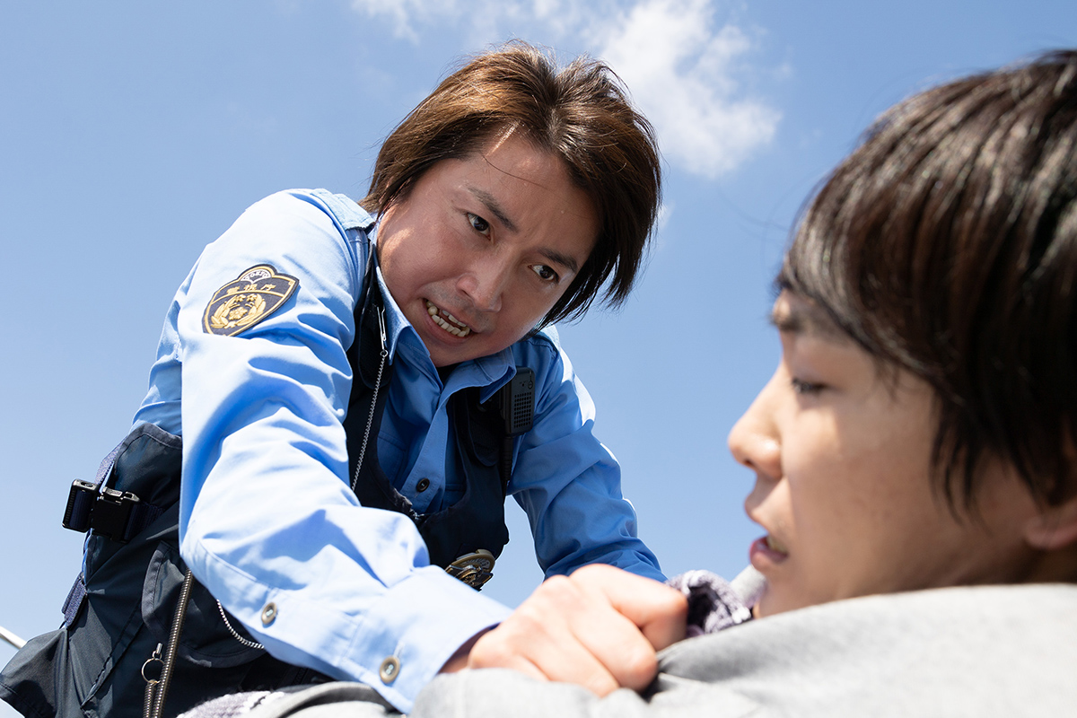 第6話 | あらすじ | 青のSP | 関西テレビ放送 カンテレ