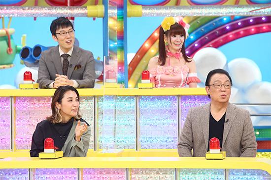 浅越ゴエ、♡さゆり 下段左から)鈴木紗理奈、梅沢富美男