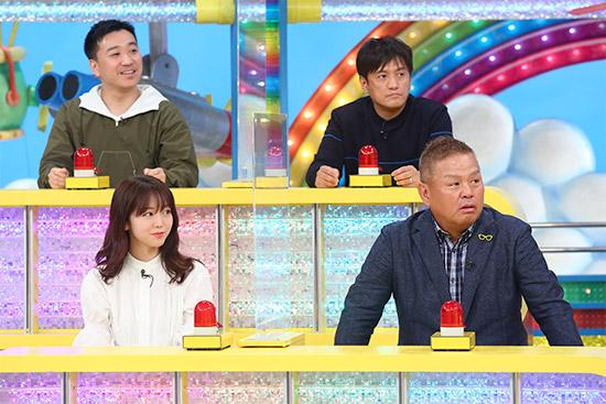 金村義明 峯岸みなみ(AKB48) ヤナギブソン(ザ・プラン9) 月亭八光