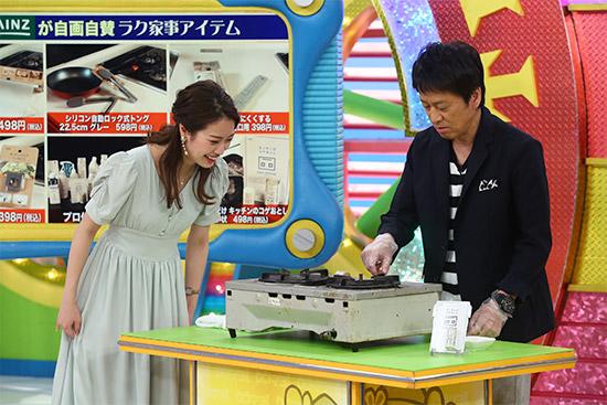 橋本和花子(関西テレビアナウンサー)  、ブラックマヨネーズ(吉田敬)