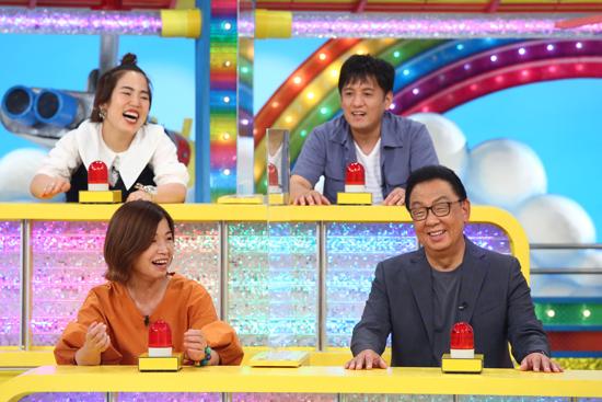 ゆりやんレトリィバァ、ヤナギブソン 下段左から)大久保佳代子、梅沢富美男