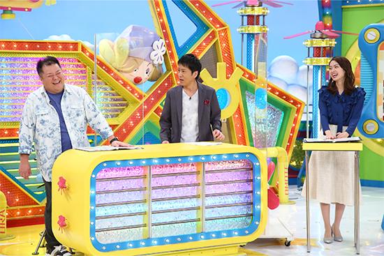 ブラックマヨネーズ(小杉竜一・吉田敬)、橋本和花子(関西テレビアナウンサー)
