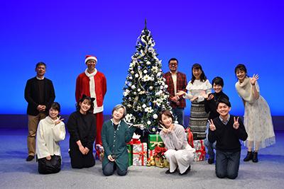 第19回カンテレアナウンサー朗読会~クリスマスの手紙~