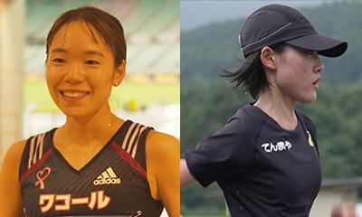 私が走った、東京オリンピック。<br> 女子マラソン 一山麻緒&前田穂南ドキュメント