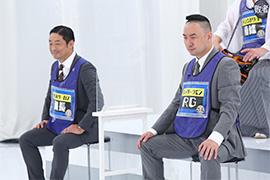 安田大サーカス団長、レイザーラモンRG