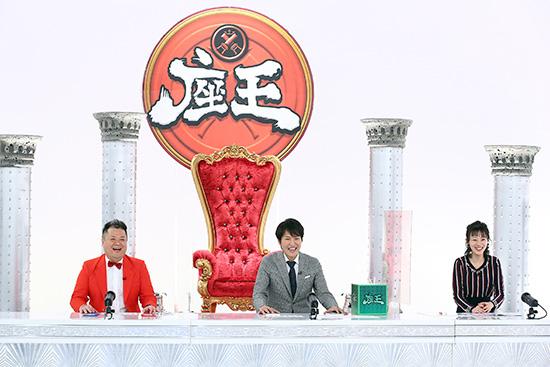 小杉竜一(ブラックマヨネーズ)、千原ジュニア、高橋真理恵(関西テレビアナウンサー)